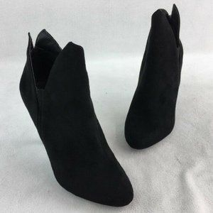 Nine West NWOT Suede Booties